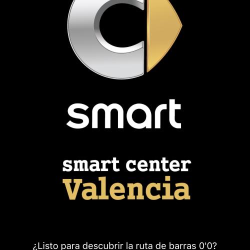 app ruta de barras smart explora marketing