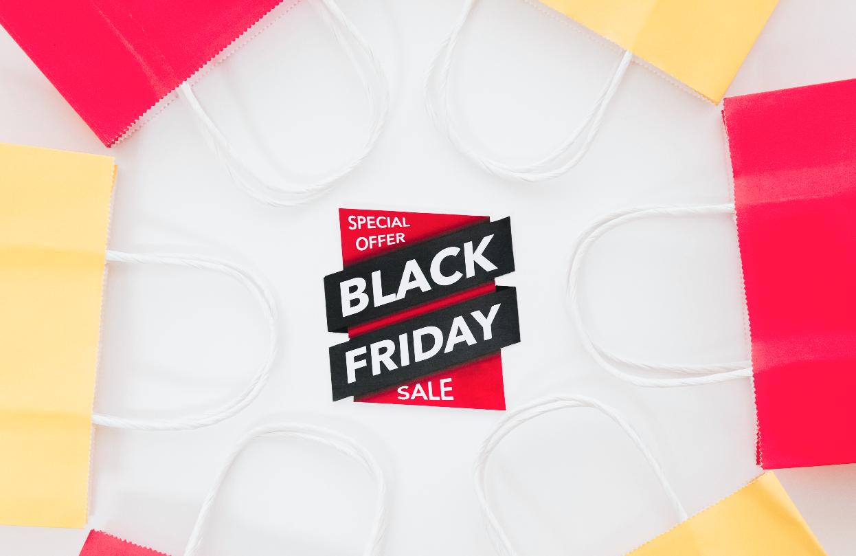 black friday Explora Marketing