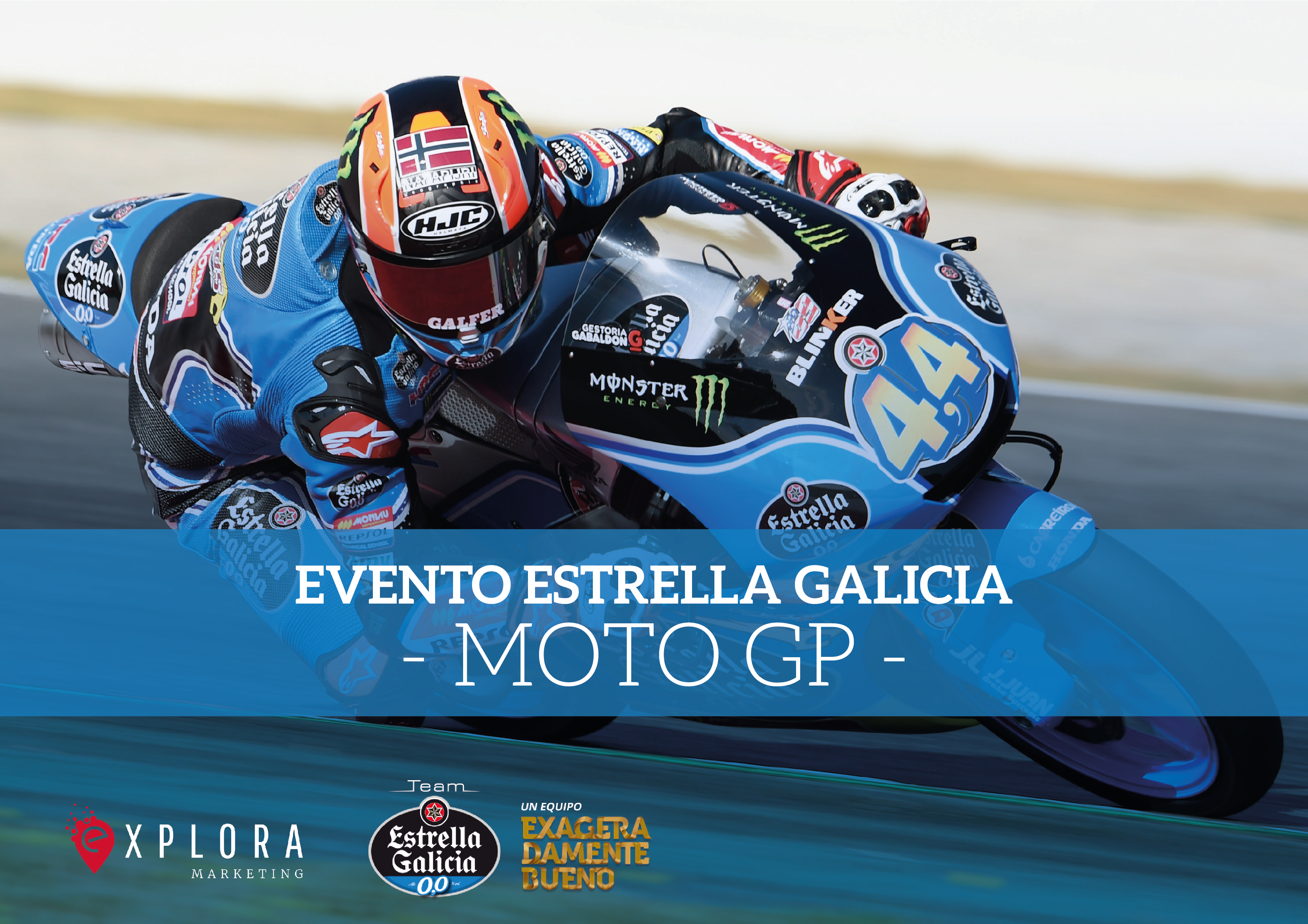 evento estrella galicia explora marketing