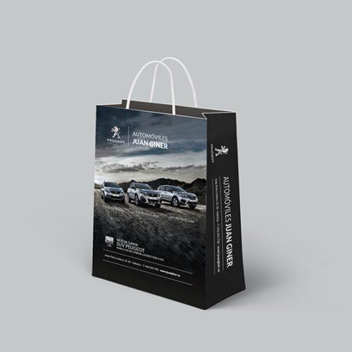 bolsa peugeot Explora Marketing