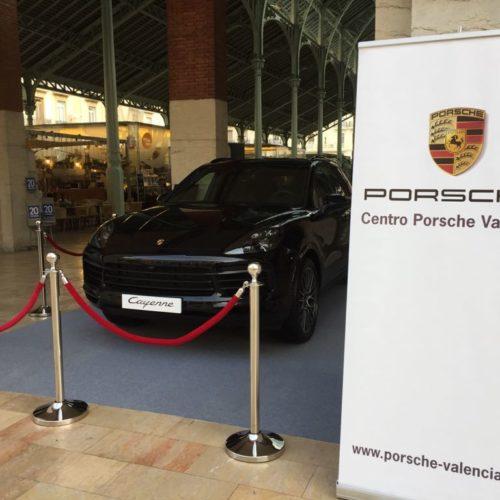 Evento Porsche Cayenne - Explora Marketing