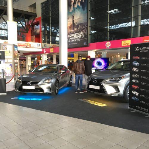 Evento Lexus Valencia - Explora Marketing