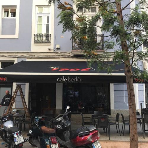 explora marketing - cafe berlin
